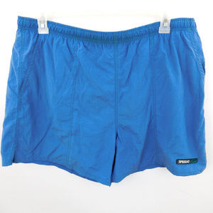 Speedo Men's Swim Shorts Blue Nylon